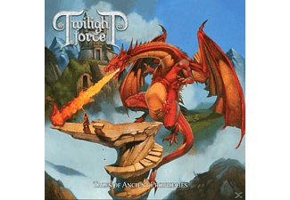 Twilight Force - Tales Of Ancient Prophecies (Ltd.Splatter LP) - (Vinyl)