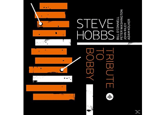Steve Hobbs - Tribute To Bobby - (CD)