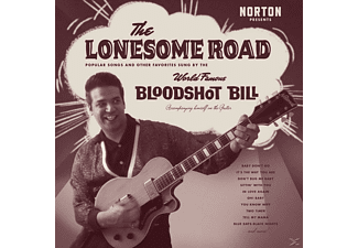 Bloodshot Bill - The Lonesome Road - (CD)