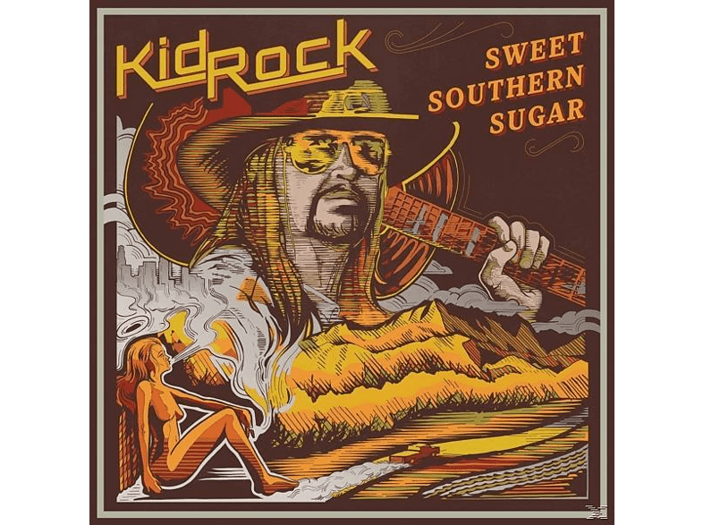 Kid Rock - Sweet Southern Sugar [CD]