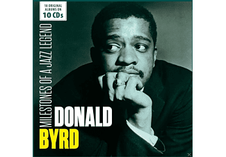 Donald Byrd - Milestones Of A Jazz Legend - (CD)