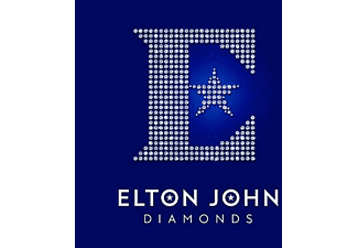 Elton John - Diamonds (Vinyl LP (nagylemez))