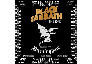 Black Sabbath - The End (Limitált kiadás) (DVD + CD)