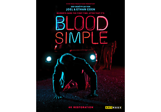 Blood Simple - (Blu-ray)