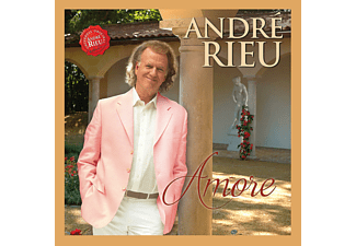 André Rieu, The Johann Strauss Orchestra Amore Klassik Crossover CD