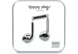 HAPPY PLUGS Earbud Plus Deluxe Edition Zilver