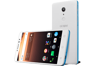 ALCATEL A3 XL White Silver 16 GB Akıllı Telefon