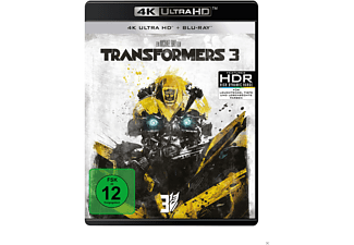 Transformers 3 (4K) - (4K Ultra HD Blu-ray + Blu-ray)