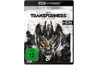Transformers-Die Rache (4K) - (4K Ultra HD Blu-ray + Blu-ray)