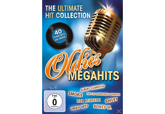 VARIOUS - Oldies Megahits - (DVD)
