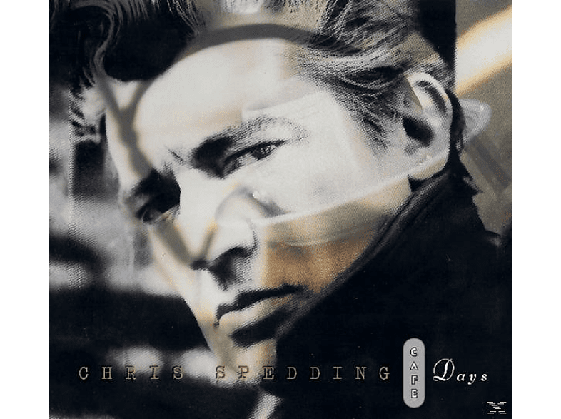 Spedding Chris - Cafe Days [CD]