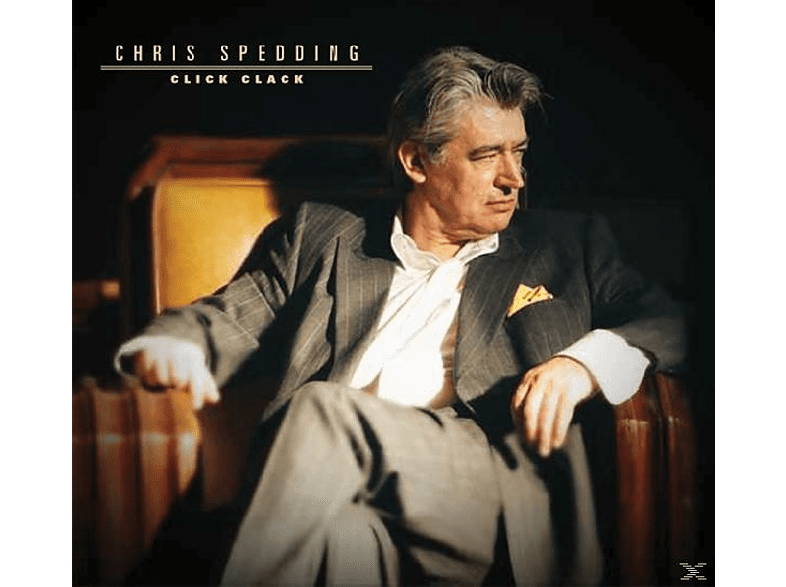 Spedding Chris - Click Clack [CD]