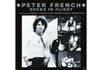 Peter French - Ducks In Flight - (CD)