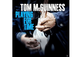 Tom Mcguinness - Playing For Time - (CD)