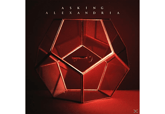 Asking Alexandria - Asking Alexandria - (CD)