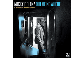 Mickey & Orchestra Dolenz - Out Of Nowhere [Vinyl]