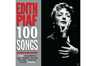 Edith Piaf - 100 Songs [CD]
