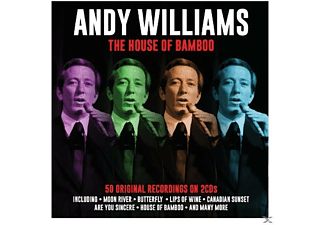 Andy Williams - The House Of Bamboo - (CD)