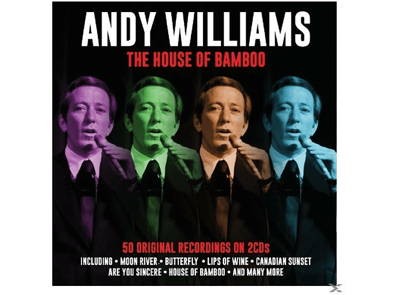 Andy Williams - The House Of Bamboo [CD]