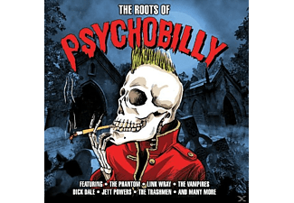 VARIOUS - The Roots Of Psychobilly [CD]
