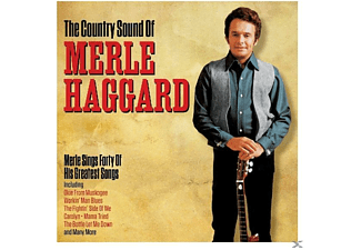Merle Haggard - The Country Sound Of [CD]