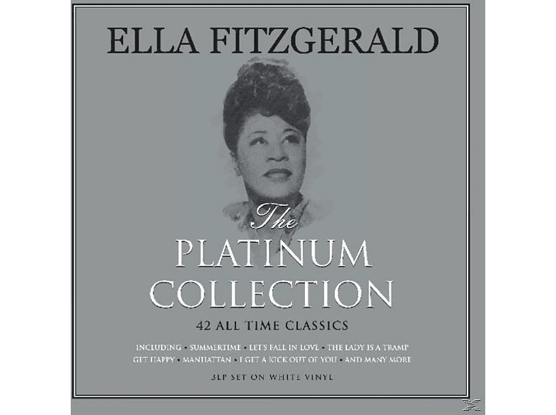Ella Fitzgerald - Platinum Collection [Vinyl]