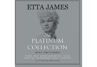 James Etta - Platinum Collection - (Vinyl)