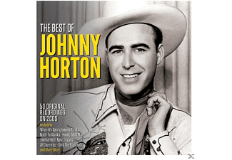 Johnny Horton - Best Of - (CD)