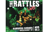 The Rattles - Live [CD]