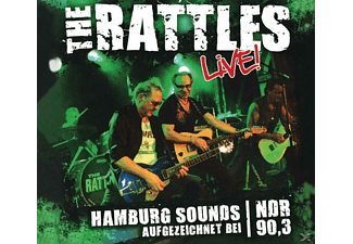The Rattles - Live - (CD)