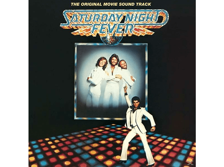 Bee Gees - Saturday Night Fever (Ost,Ltd.Super Deluxe Box) [Vinyl]