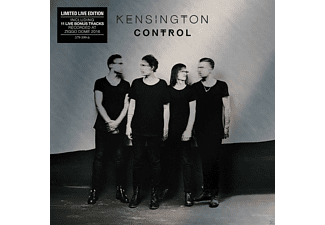 Kensington - Control Live (Ltd.Edt.) [CD]