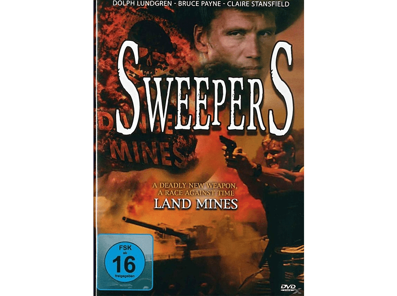The Sweeper - Land Mines [DVD]