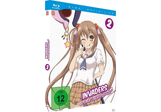 Invaders of the Rokujyoma - Vol.2 - (Blu-ray)