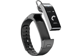 CELLULARLINE Activity tracker Easy Fit Talk Zwart
