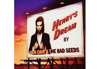 Nick Cave & The Bad Seeds - Henry's Dream (Remastered) (CD)