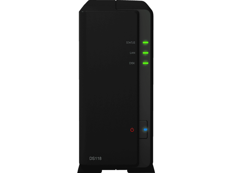 SYNOLOGY DiskStation DS118  3.5 Zoll extern