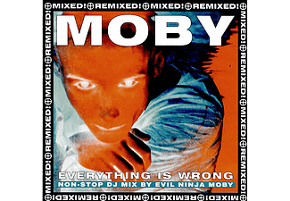 Moby - Everything Is Wrong (Remix) (CD)