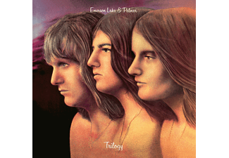 Emerson, Lake & Palmer - Trilogy (CD)