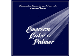 Emerson, Lake & Palmer - Welcome Back My Friends To The Show That Never Ends (CD)