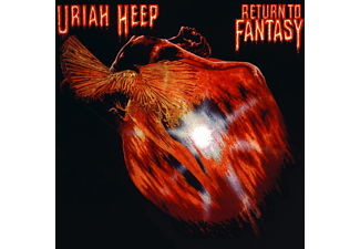 Uriah Heep - Return To Fantasy (Vinyl LP (nagylemez))