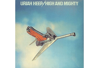 Uriah Heep - High And Mighty (Vinyl LP (nagylemez))