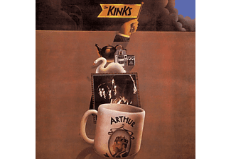 The Kinks - Arthur (Or the Decline and Fall of the British Empire) (Vinyl LP (nagylemez))