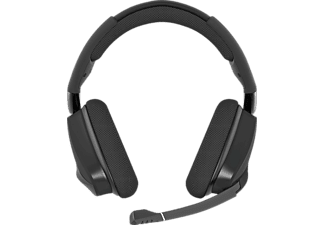 Auriculares Gaming -Corsair VOID PRO RGB Wireless, Carbón
