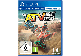 ATV Drifts & Tricks - PlayStation 4