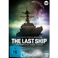 The Last Ship - Staffel 4 [DVD]