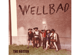 Wellbad - The Rotten - (Vinyl)