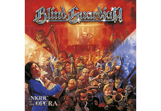 Blind Guardian - A Night At The Opera (remastered 2017) - (CD)