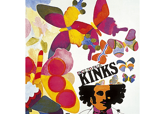 The Kinks - Face To Face (Vinyl LP (nagylemez))