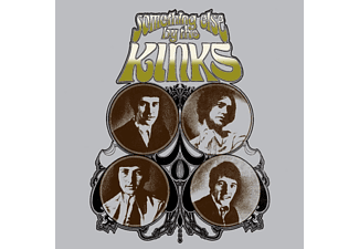 The Kinks - Something Else By The Kinks (Vinyl LP (nagylemez))
